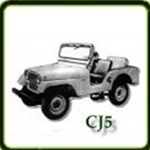 Cooling category  G503 Army Jeep Parts for  CJ5 Military Jeeps