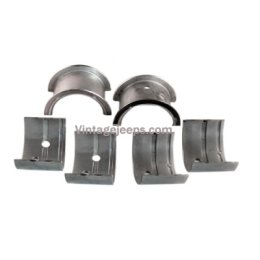 MB GPW, MB GPW PartsEngine bearing set crankshaft main .060  -645160-060,MB,GPW,645160-060 Jeep G503 RFJP VintageJeeps