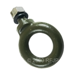 MB GPW Pintle hook eye bolt - A6393Vintagejeeps RFJP G503 MB GPW Part  Jeep