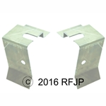 MB GPW, MB GPW PartsHeadlamp bracket wing nut and rod assembly -A2873,MB,GPW,A2873 Jeep G503 RFJP VintageJeeps