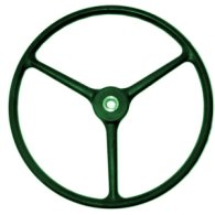 MB GPW, MB GPW PartsMB GPWsteering wheel solid green mid -A6343,MB,GPW, Jeep G503 RFJP VintageJeeps