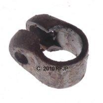 MB GPW, MB GPW PartsTie rod tube clamp -A1706,MB,GPW,A1706 Jeep G503 RFJP VintageJeeps