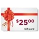 $25 Gift Card by email
