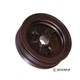 MB GPW, MB GPW PartsPulley L134 F134 with double pulley -646698,MB,GPW,646698 Jeep G503 RFJP VintageJeeps